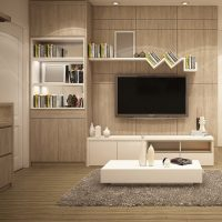 Muebles modernos para elsalon